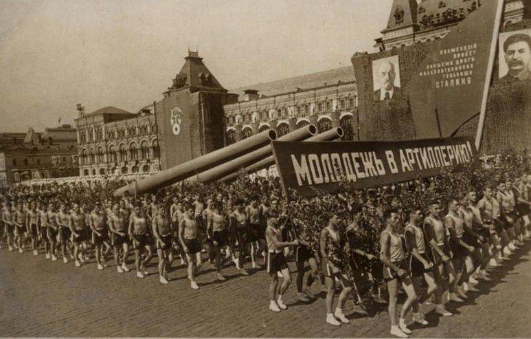 """Image result for фото военный парад перед трибуной мавзолея 30ые годы"""""""