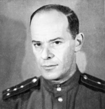 Экспонат #17. Инженер-капитан Александр Брантман