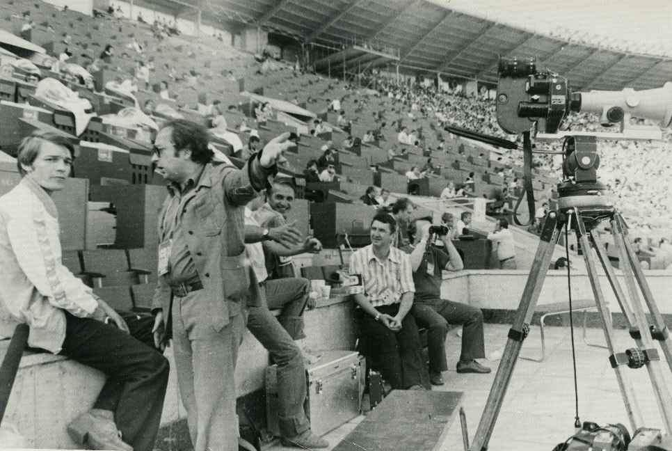 Экспонат #39. Олимпиада-80. Стадион Лужники