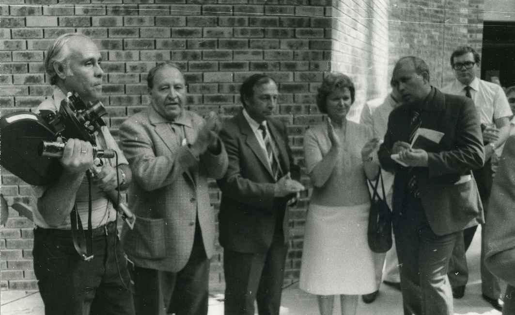 Экспонат #57. С Иваном Филатовым во Франции. 1983 год