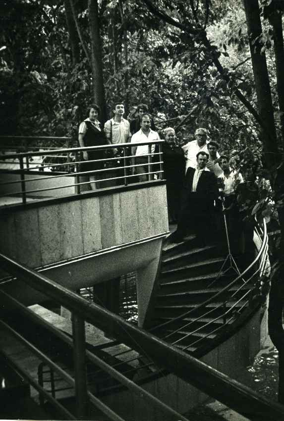 Экспонат #37. Алма-Ата, Август 1980 года