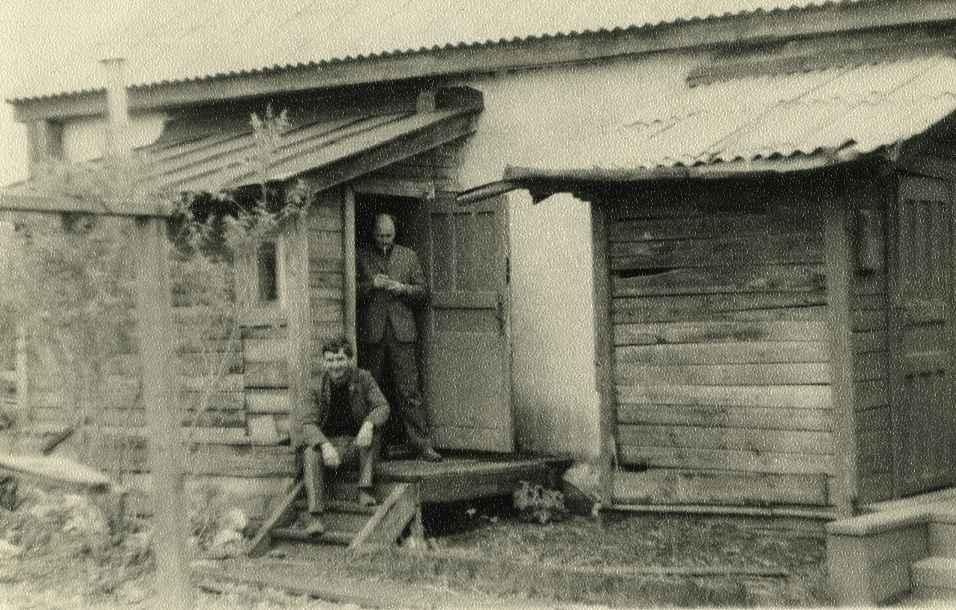 Экспонат #12. С оператором Николаем Даньшиным. Ульяновск. 1969 год
