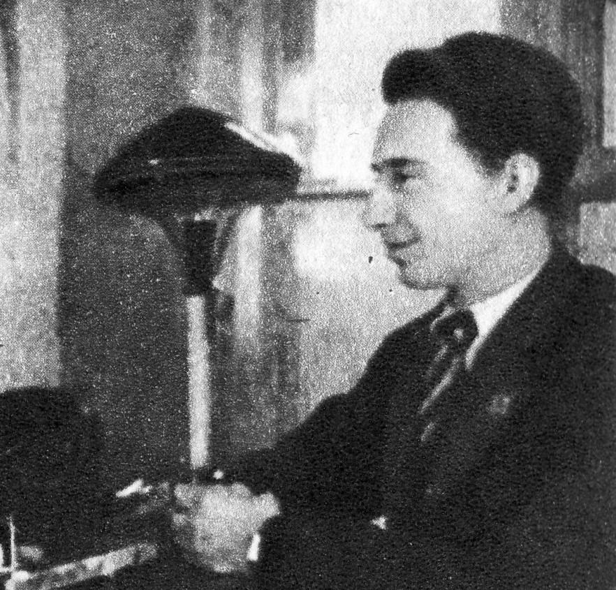 ЛАМПРЕХТ П.А. — кинооператор