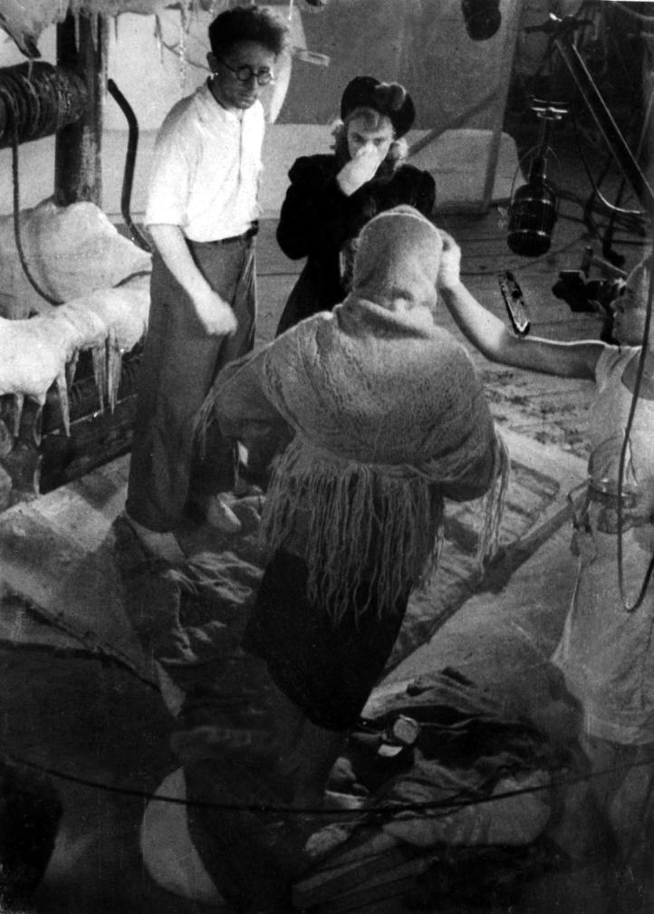 Экспонат #6. Эмма Малая: «Алисову украли туркмены иувезли вгоры... съемки остановились...»