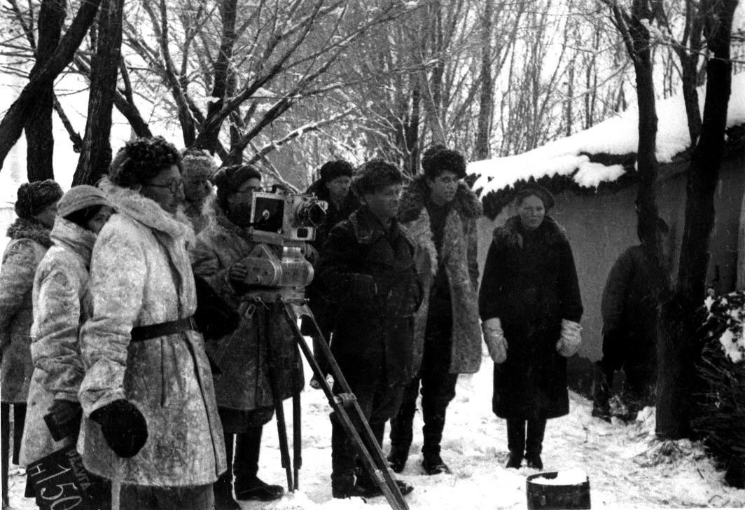 Экспонат #2. Большаков: Большой творческой удачей советской кинематографии был фильм «Радуга»