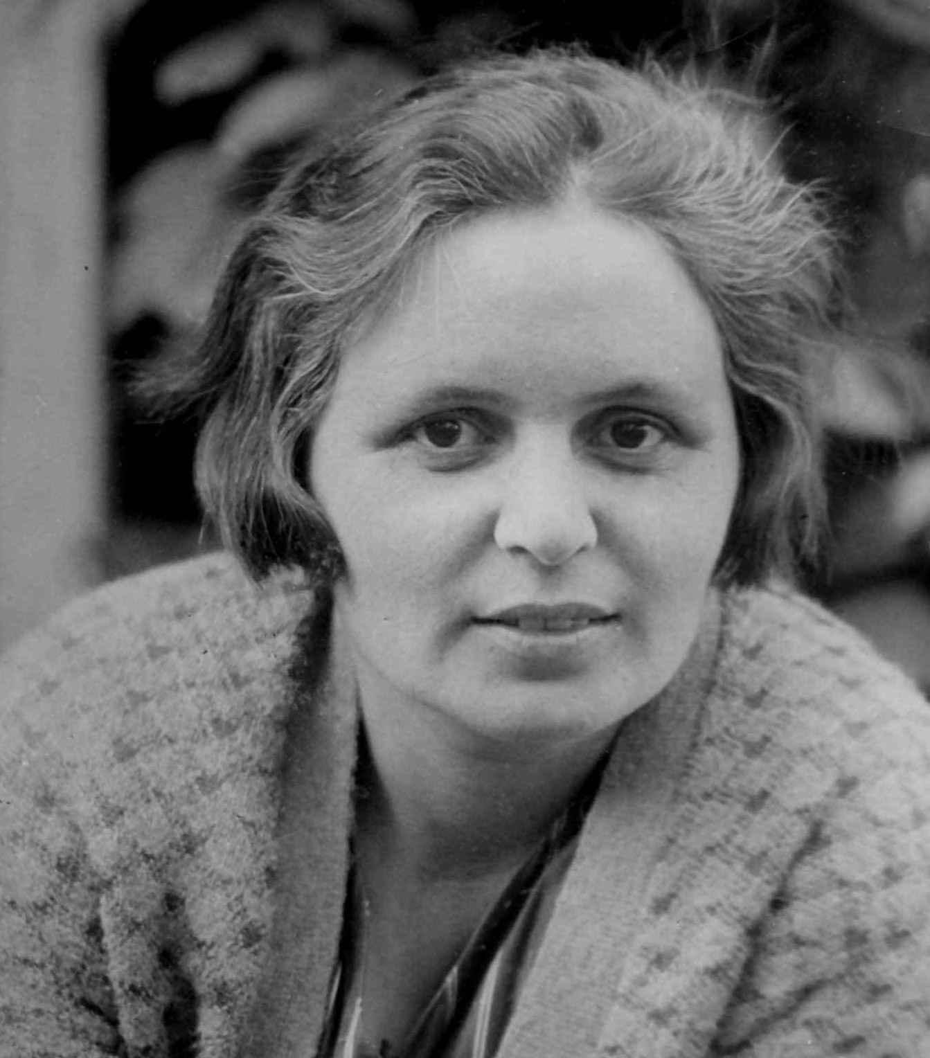 Экспонат #18. Мария Суреновна Спандарьян (1902 — 1945)