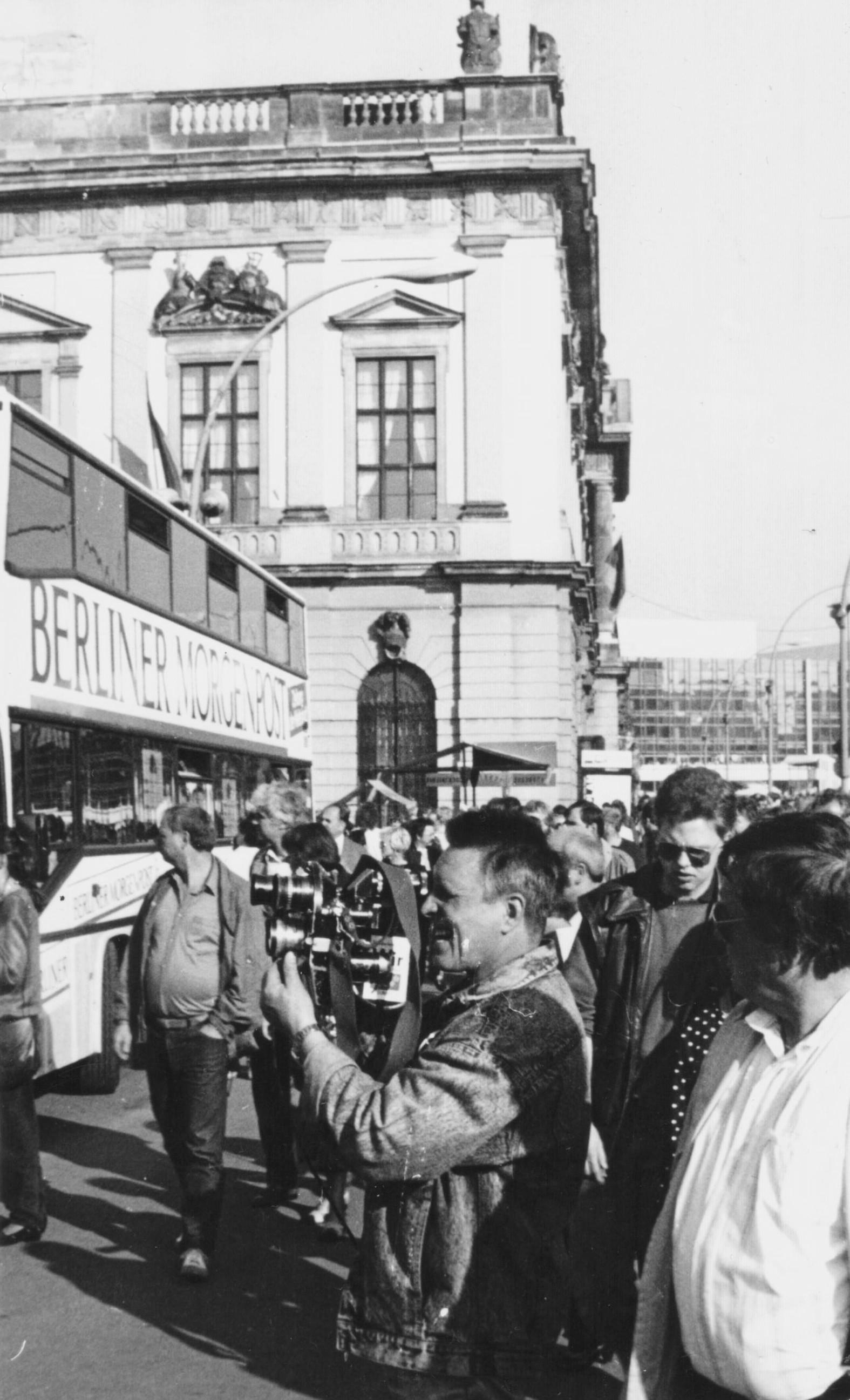 Экспонат #70. Берлин. 1989 год