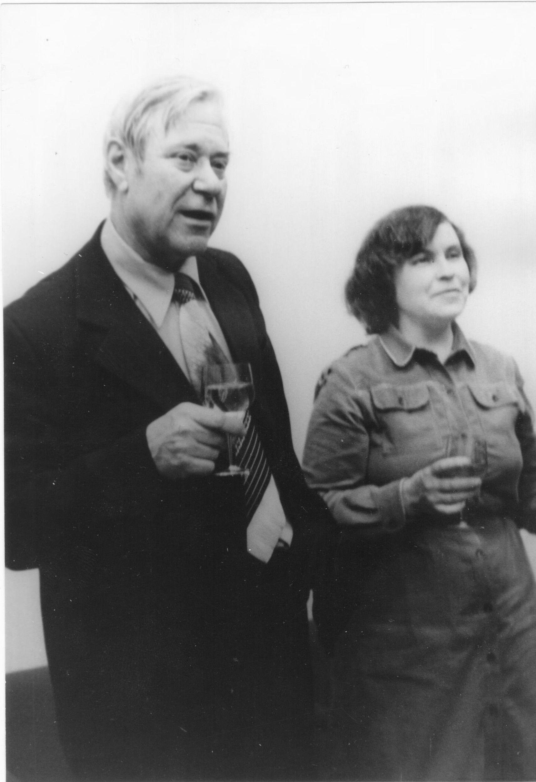Г.Н. Лысой и В. Гусева