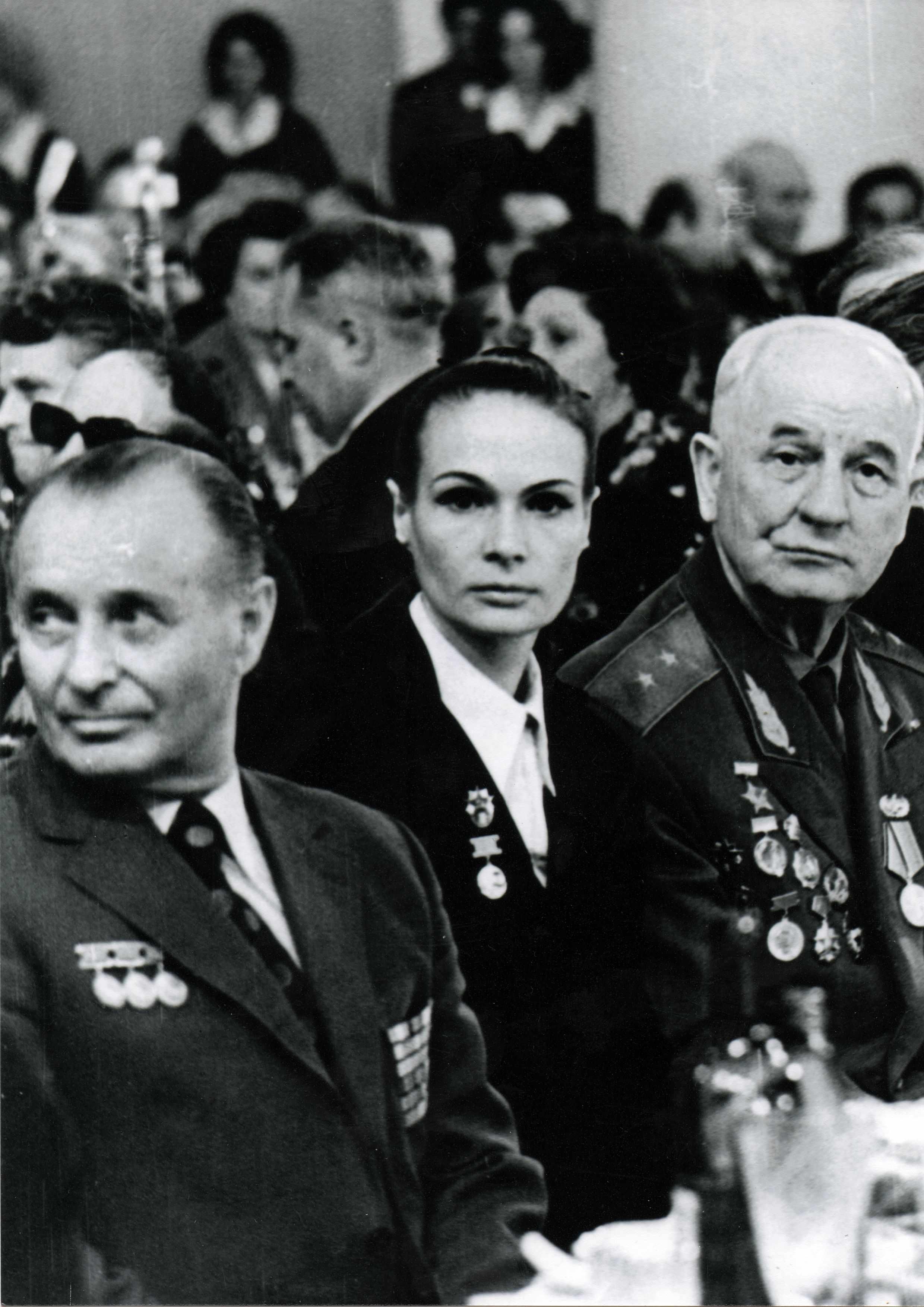 Экспонат #105. Владислав Микоша и Джемма Микоша (Фирсова)