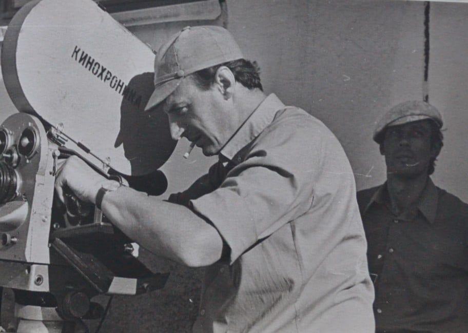 Экспонат #25. Супертехник Игорь Шкамарда