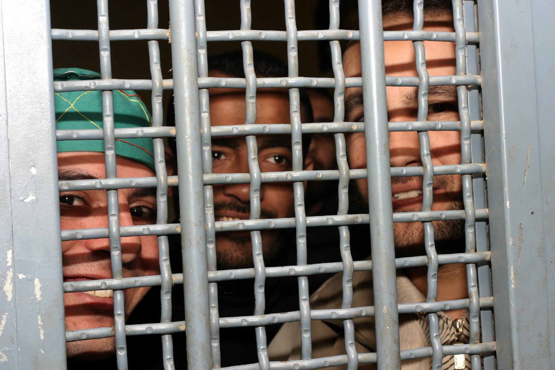 Экспонат #39. Тюрьма в Беэр-Шева. Израиль. 2004 год