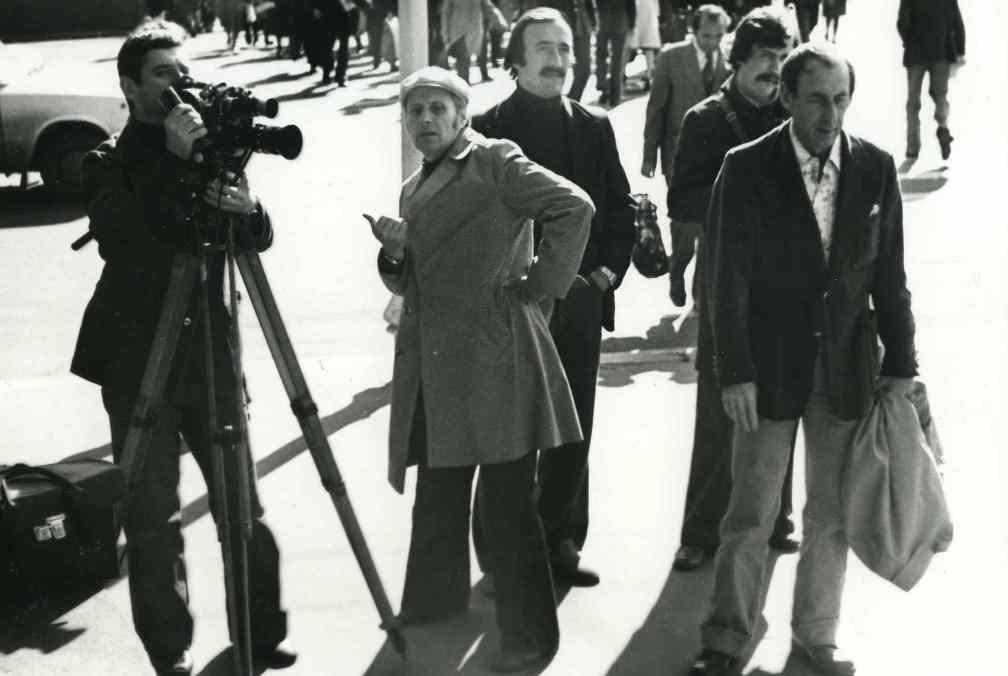 Экспонат #24. Съемки предолимпийской Москвы. 1978 год