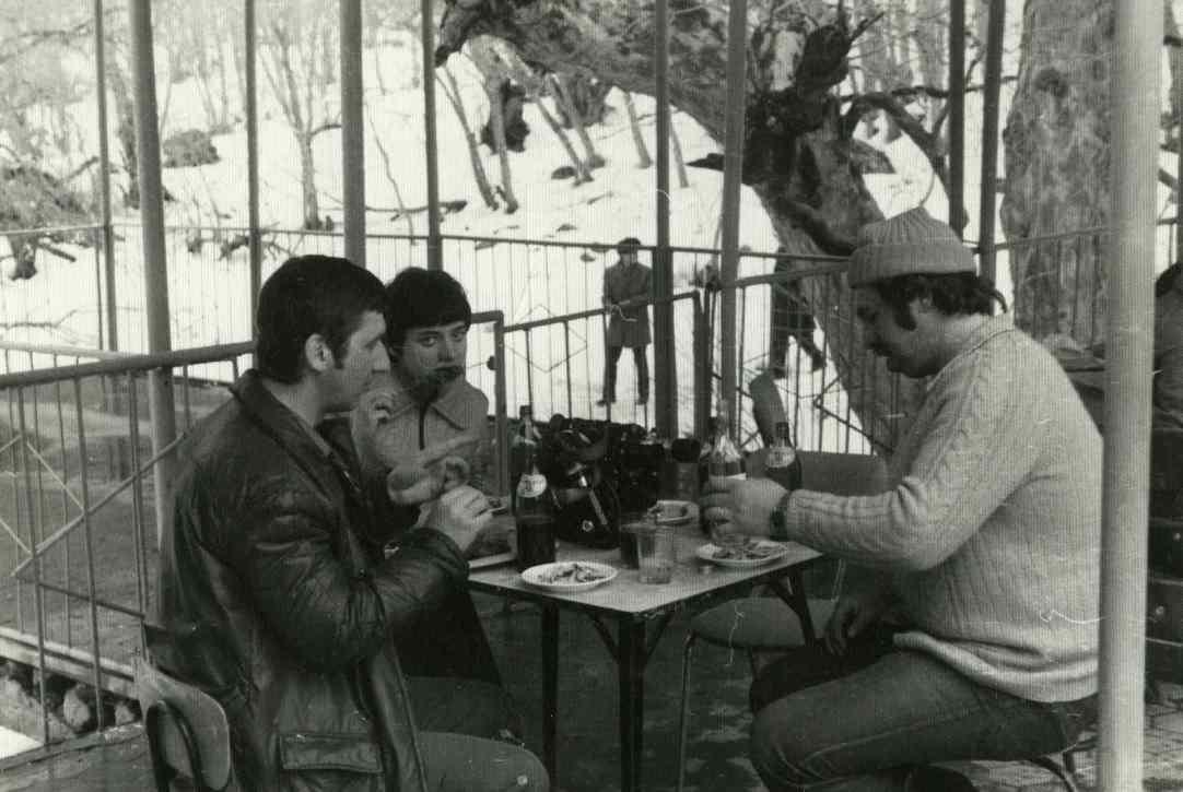 Экспонат #50. Домбай. 1980 год