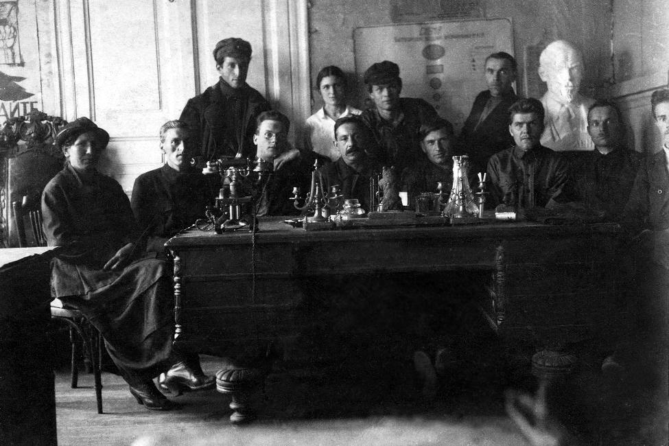 Экспонат #10. В период работы в «Севзапкино». 1924-1926 гг.