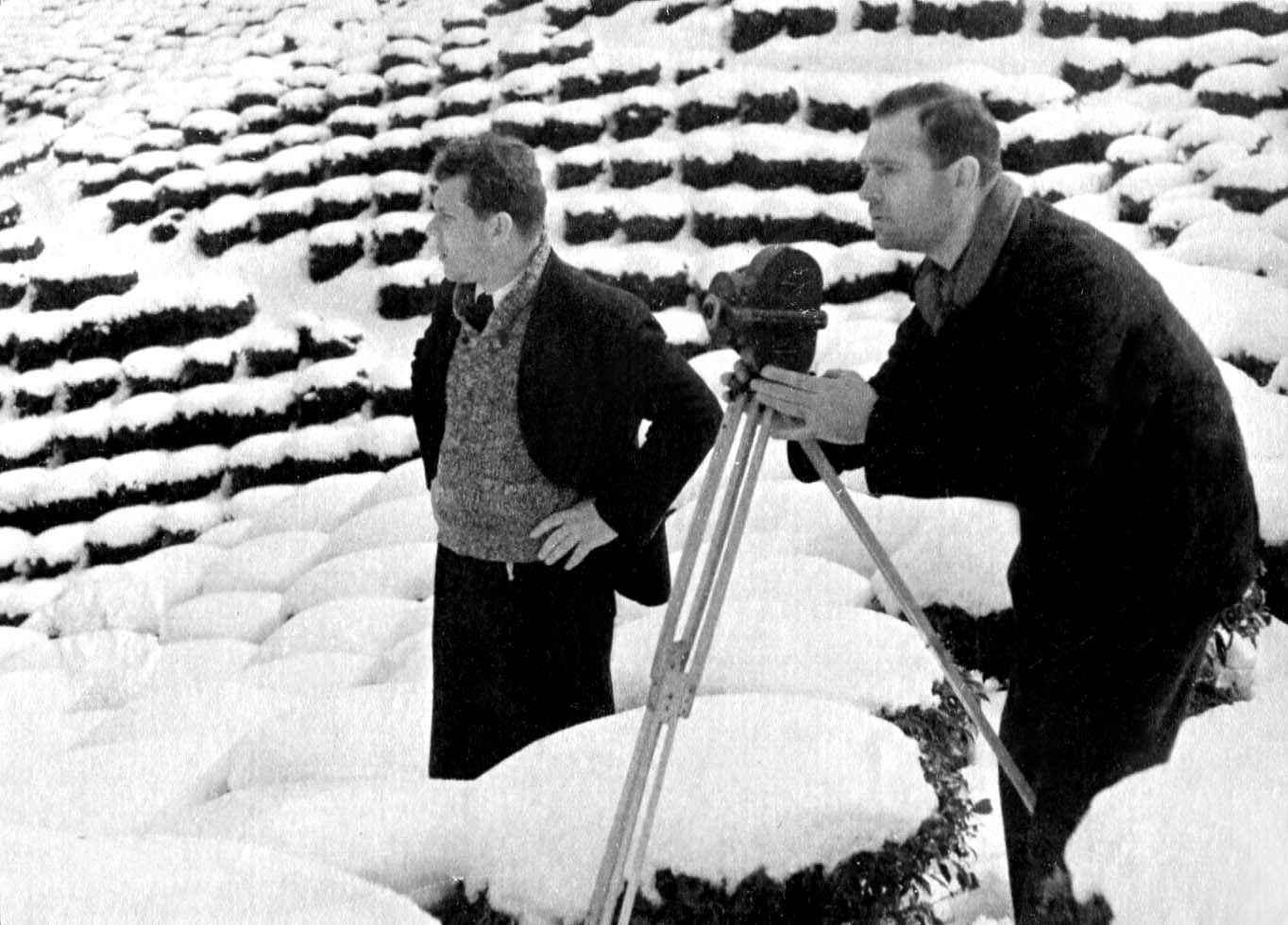 Экспонат #24. С Николаем Вихиревым. 1933 — 1934 гг.