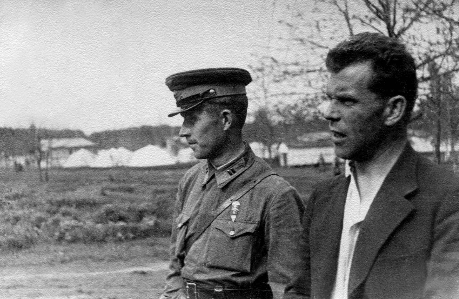 Экспонат #28. В Куйбышеве (ныне Самара). 1942 год