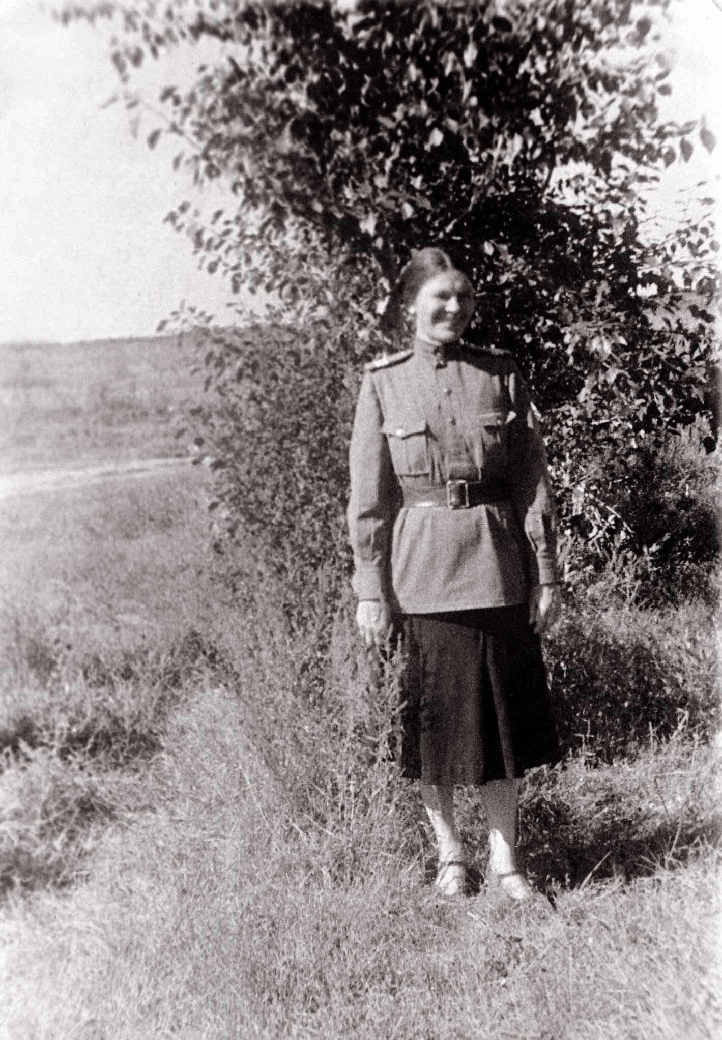 Экспонат #44. Анна Федоровна Микоша. Долинка (ныне Казахстан)