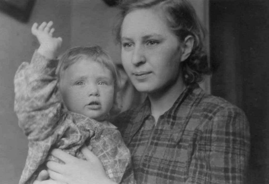 Экспонат #46. Алена Бойкова и Нина Лебедева
