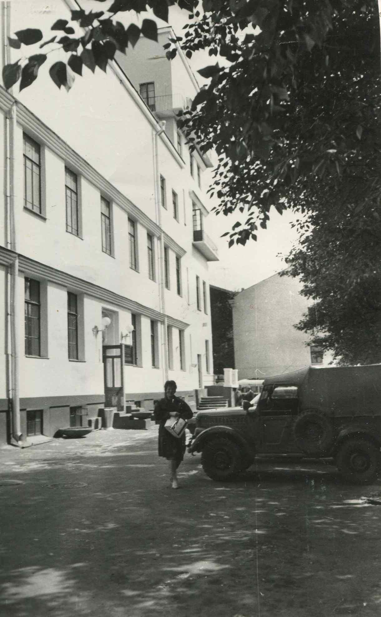 Экспонат #23. ЦСДФ. Лихов переулок, дом 6