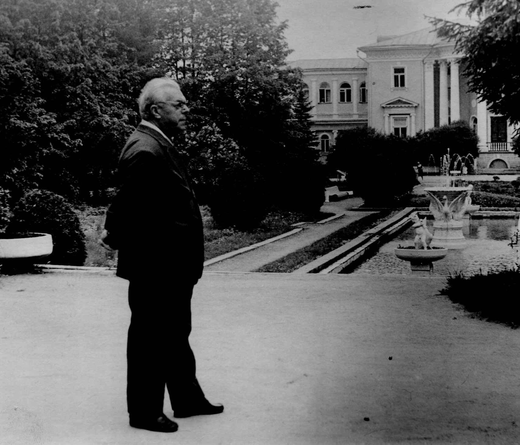 Экспонат #94. На отдыхе в Звенигороде. 1977 год