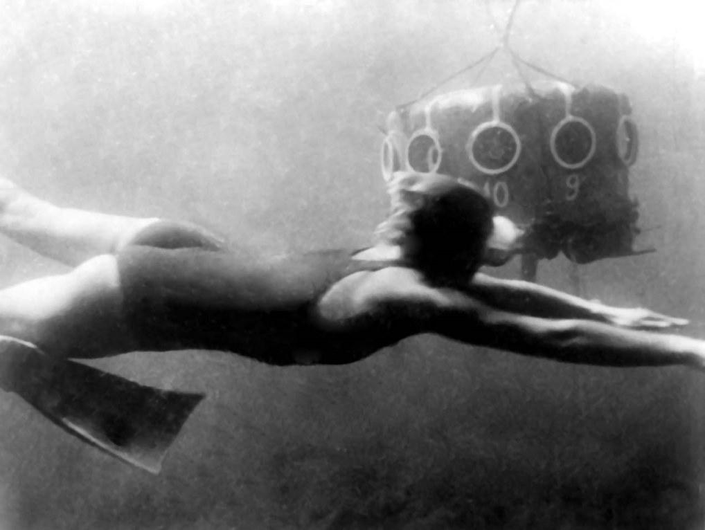 Экспонат #18. Пластмассовый подводный бокс для аппарата «Конвас» (статья в сборнике ДОСААФ). 1965 год