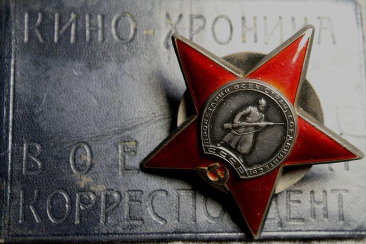 Михаил Силенко — специальный военный кореспондент