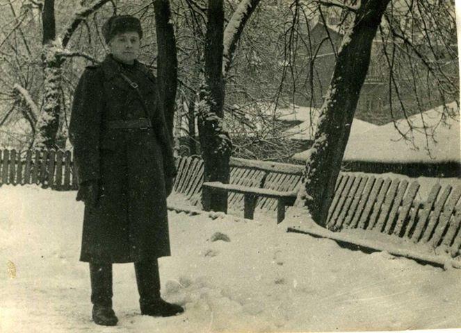 Михаил Силенко