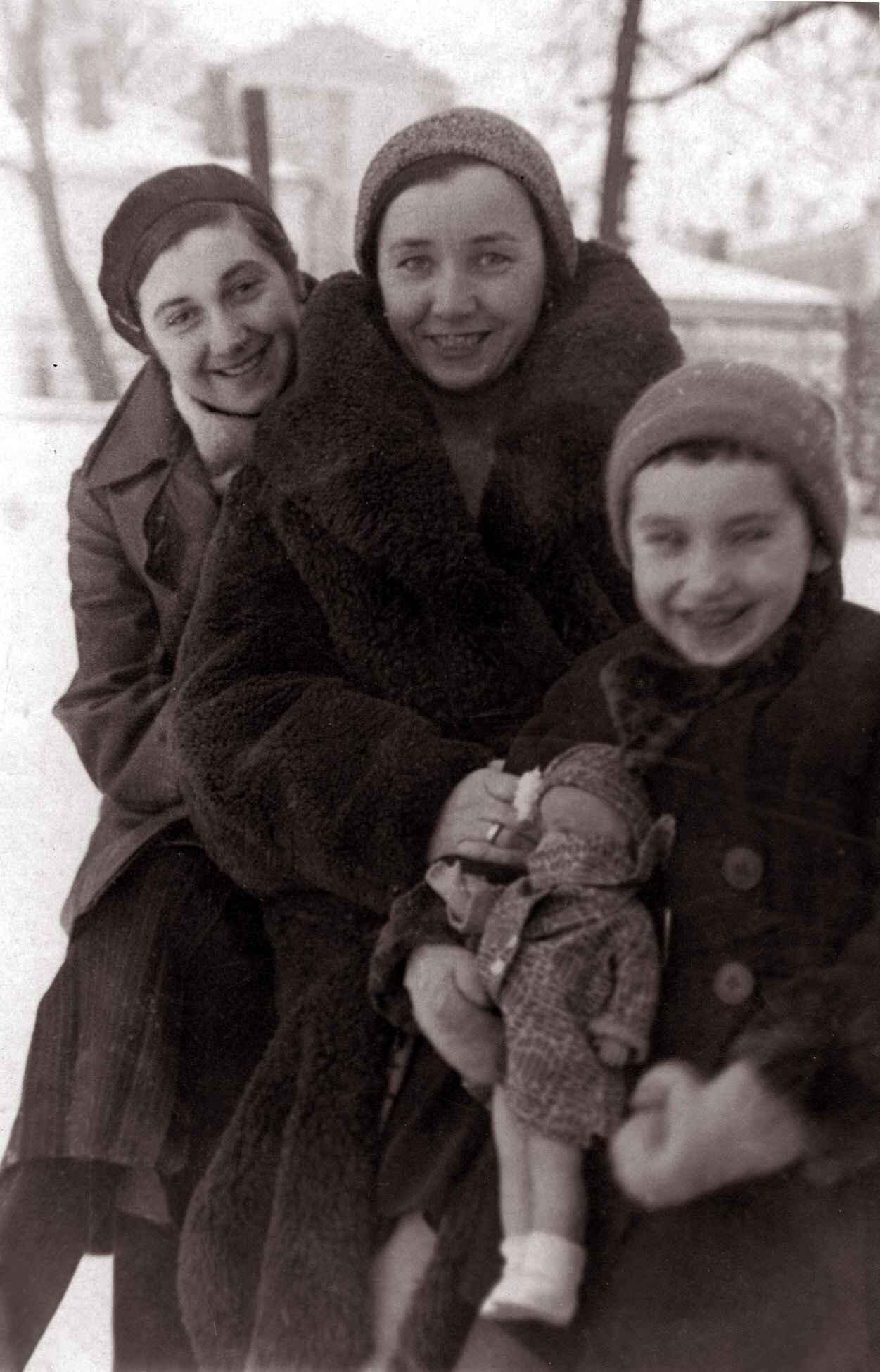 Экспонат #54. В Москве перед войной. 1939-1940 гг.