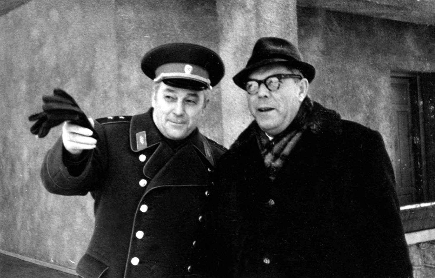 Экспонат #65. С генерал-лейтенантом Иваном Лисовым. 1962 год