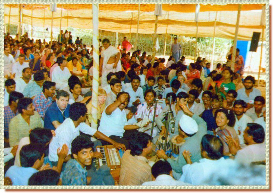 Экспонат #45. Ганапатипули. Индия. Январь 1990 года