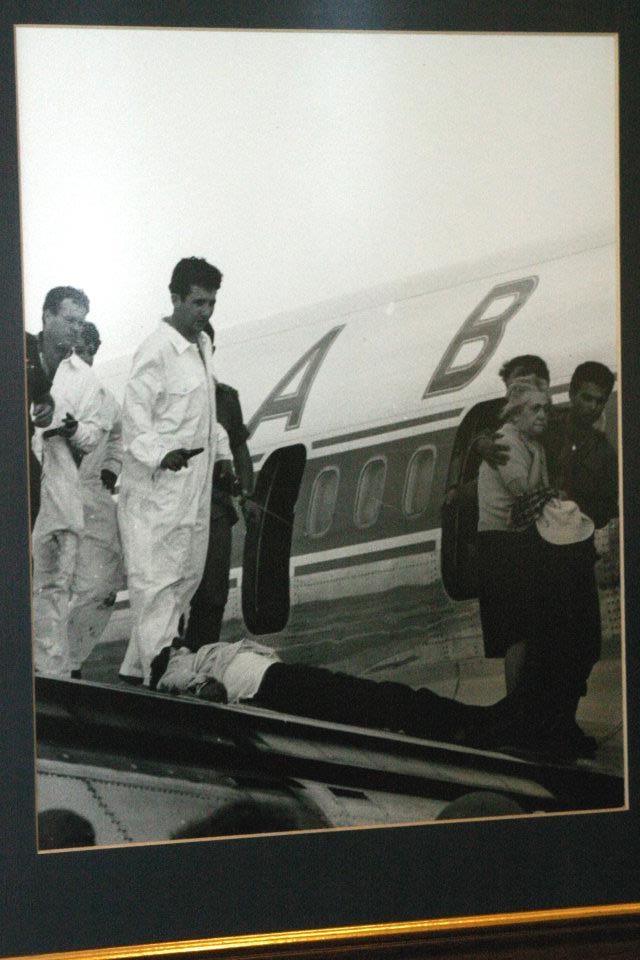 "Экспонат #42. Фото: ""Операции«Изотоп».9 мая1972 года"""