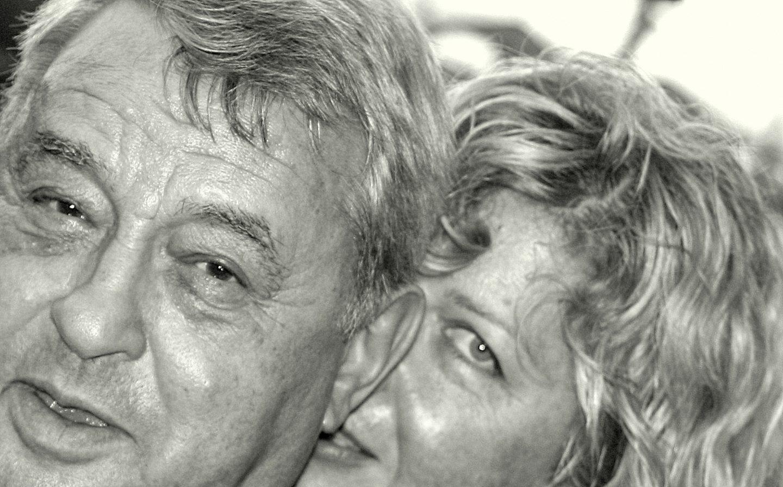 Экспонат #75. Владимир Синельников и Елена Колесниченко