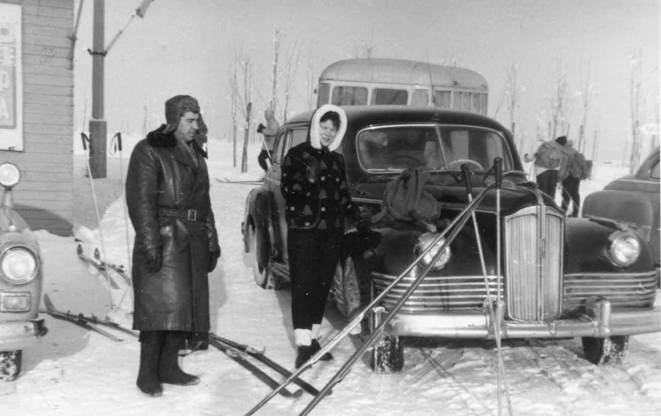 Экспонат #36. «Когда торжествует зима». 1962-1963 гг.