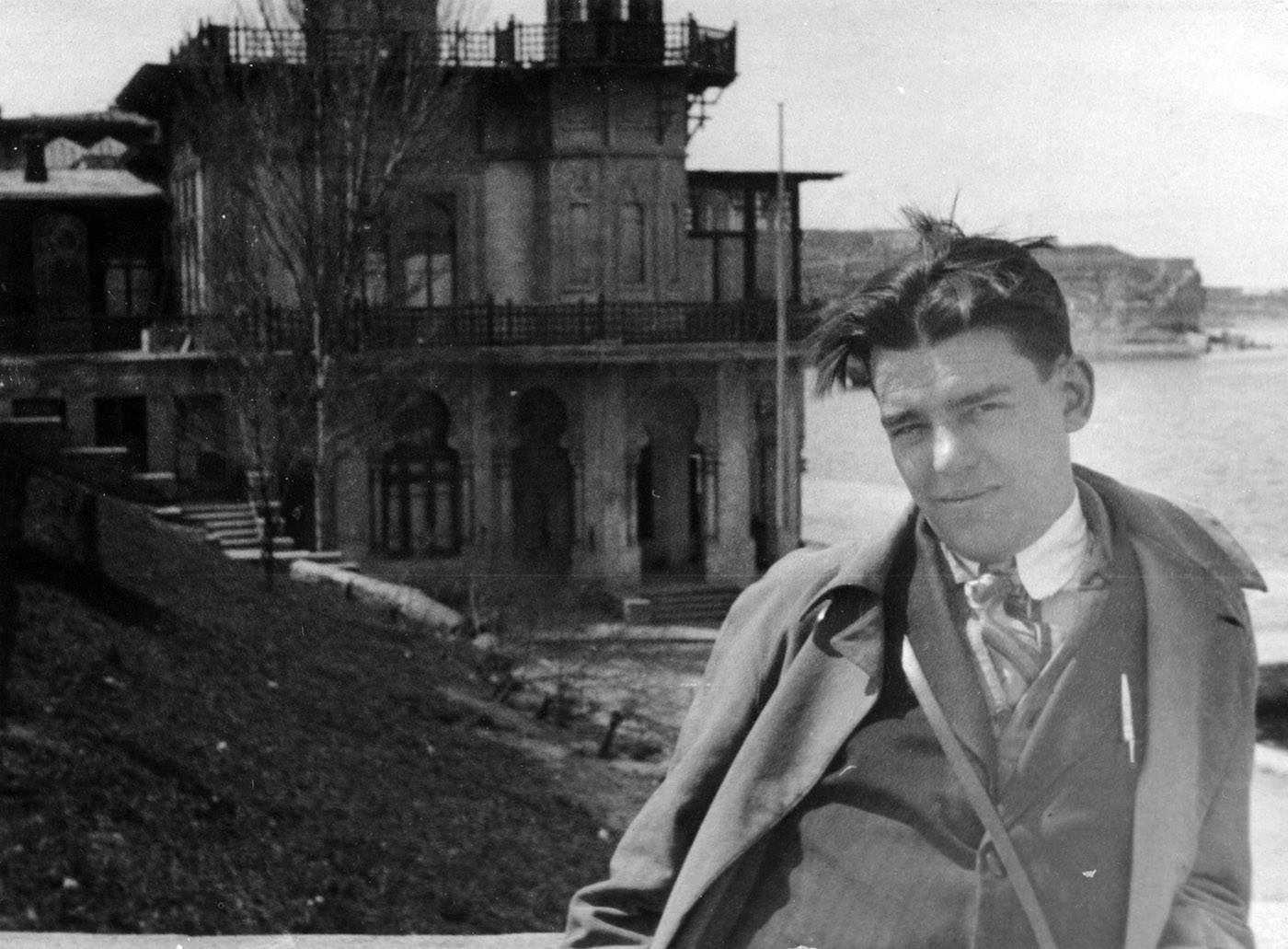 Экспонат #33. Марк Антонович Трояновский. Йокогама. 1932 год