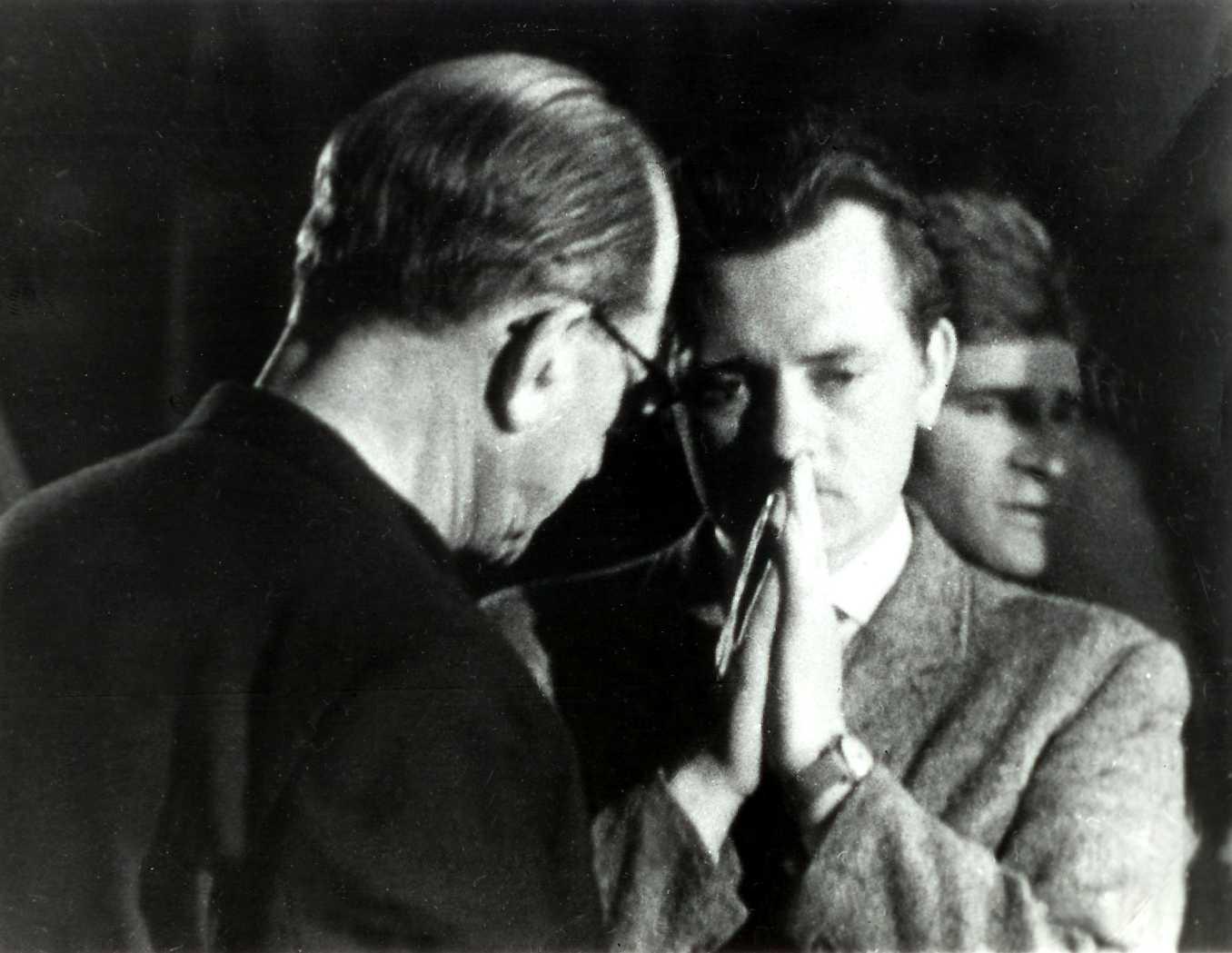 Экспонат #4. Интервью с М. И. Роммом. 1965 год