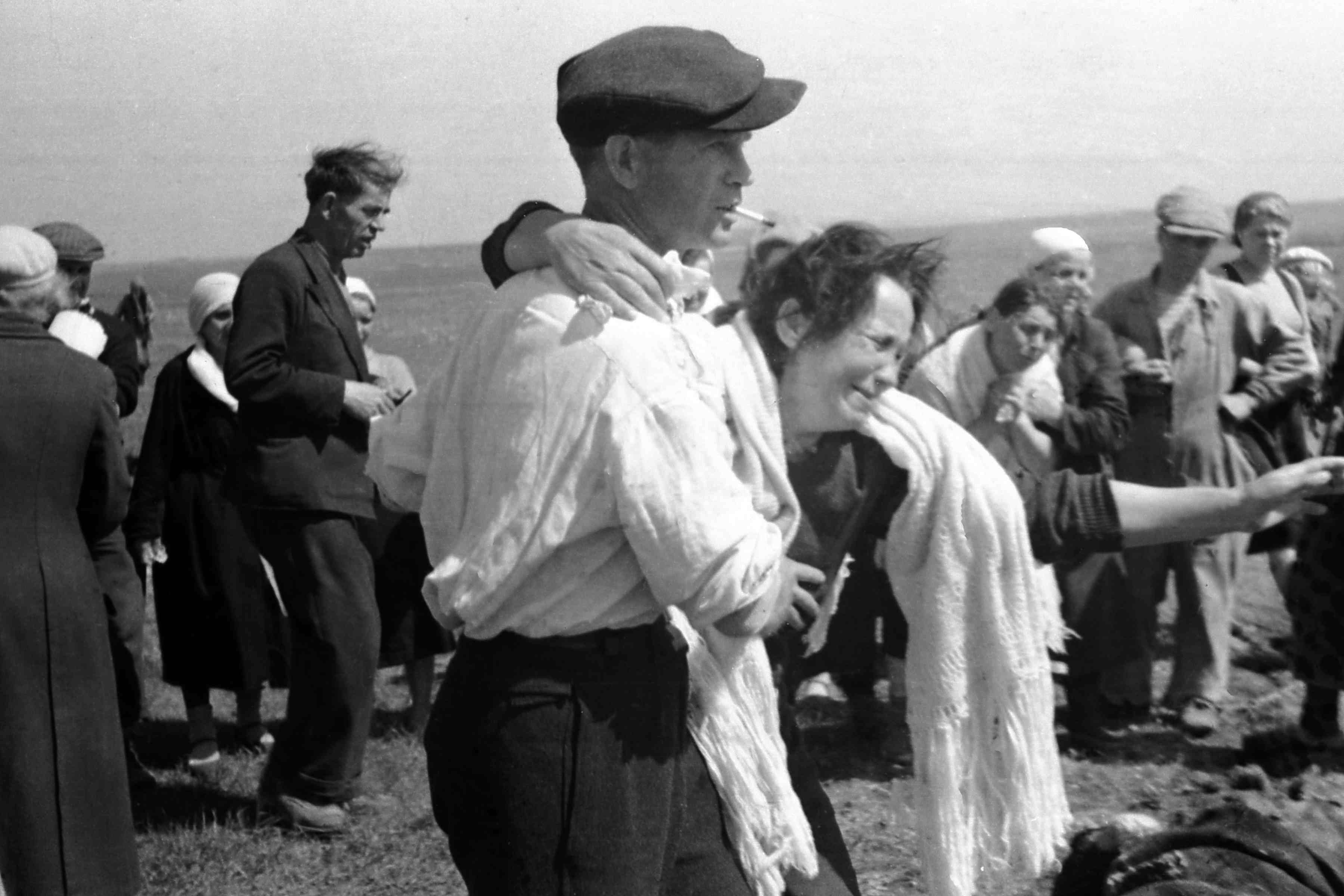 Экспонат #51. Совхоз «Красный». 21–23 апреля 1944 года