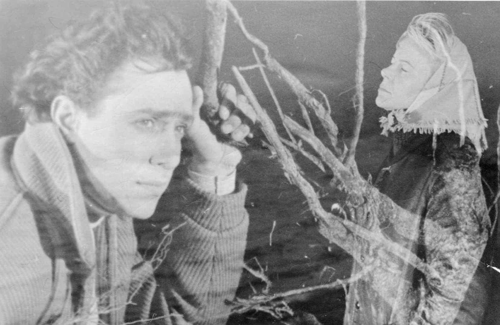 Экспонат #49. С Николаем Сличенко. 1969 год