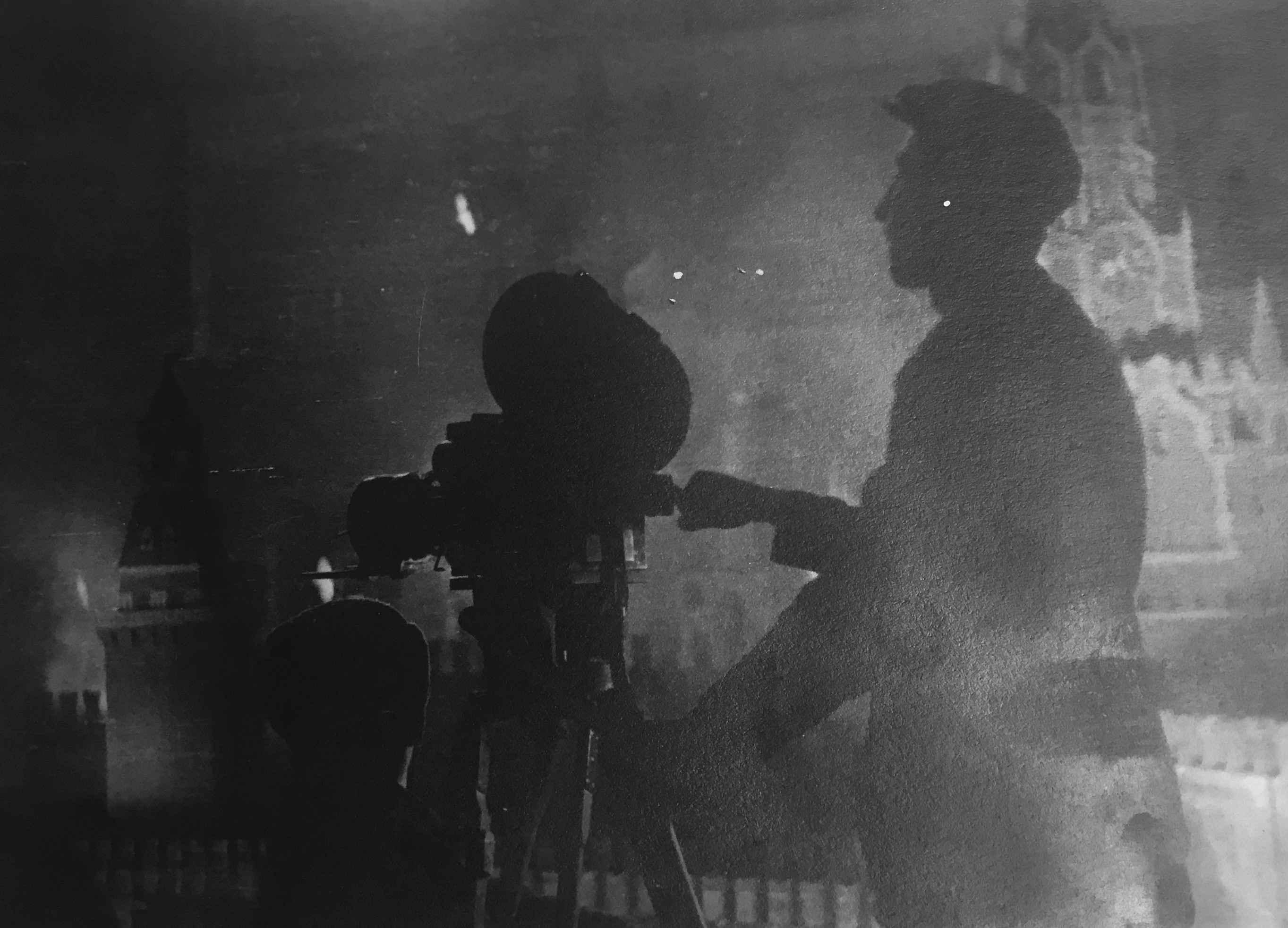 Экспонат #5. Ночная съемка на Красной площади
