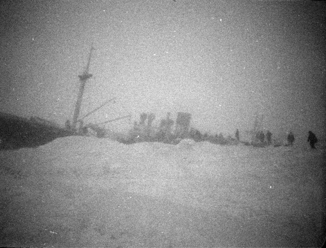 Экспонат #58. Гибель «Челюскина». 1934 год