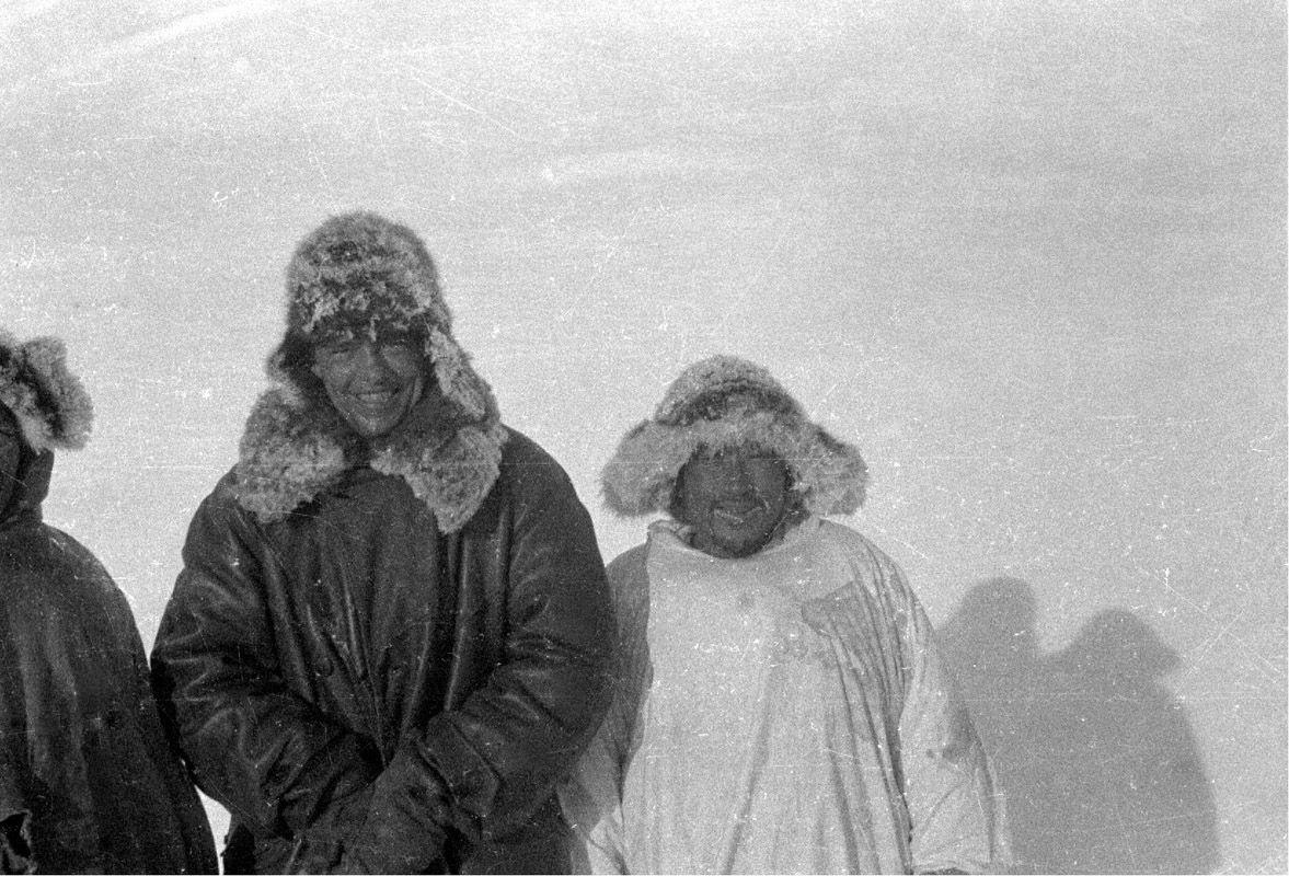 Экспонат #51. Марк Антонович Трояновский. «Челюскин». 1933 год
