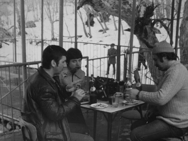 Экспонат #18. Домбай. 1980 год