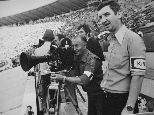 Экспонат #24. Олимпиада -80. Снимает В. Микоша