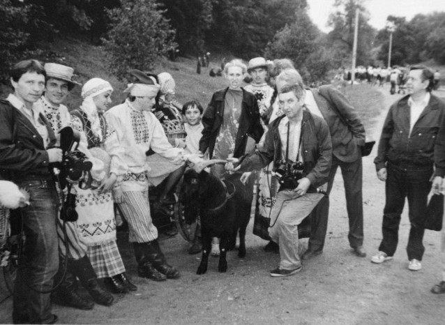 """Экспонат #45. """"Коломенское"""". 1985 год"""