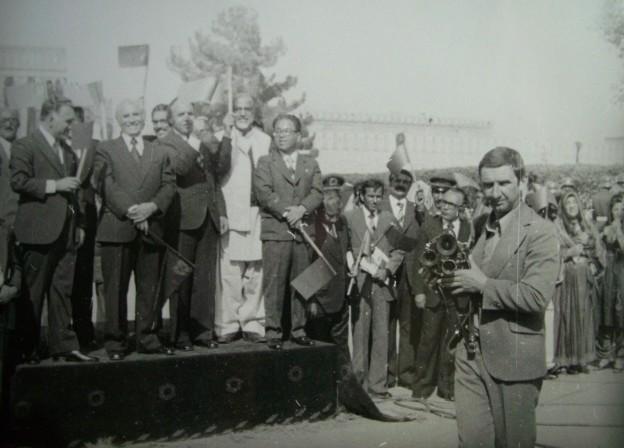 Экспонат #13. Афганистан, Кабул. Сентябрь 1978 года