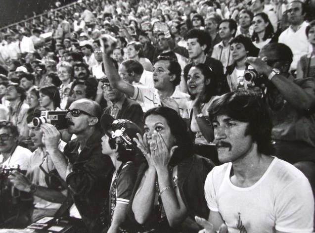 Экспонат #48. Закрытие Олимпиады. 1980 год
