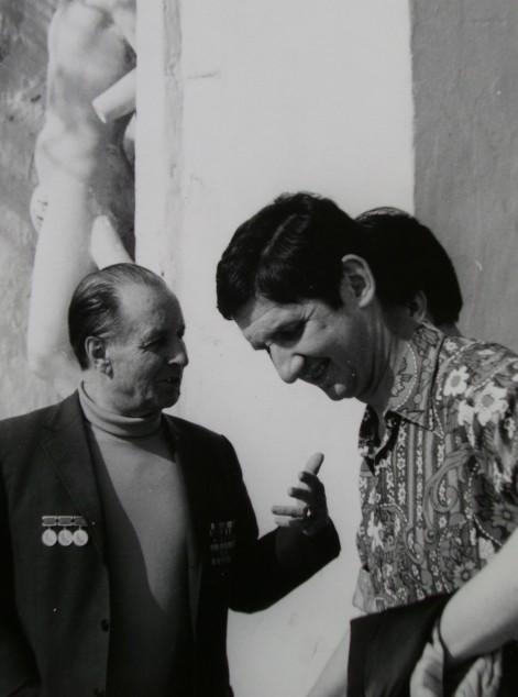 Экспонат #11. В Севастополе. 1974 год