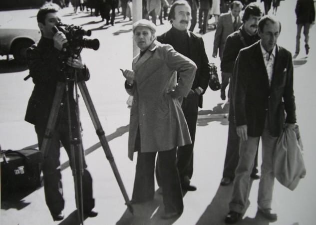 Экспонат #15. Съемки предолимпийской Москвы. 1978 год