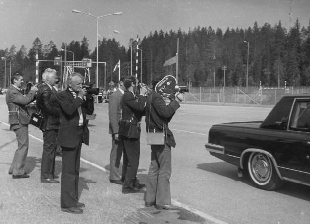 Экспонат #68. В Костомукше. 1985 год