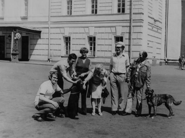 Экспонат #16. «Я жду тебя, ОЛИМПИЕЦ!». Москва. 1978 год