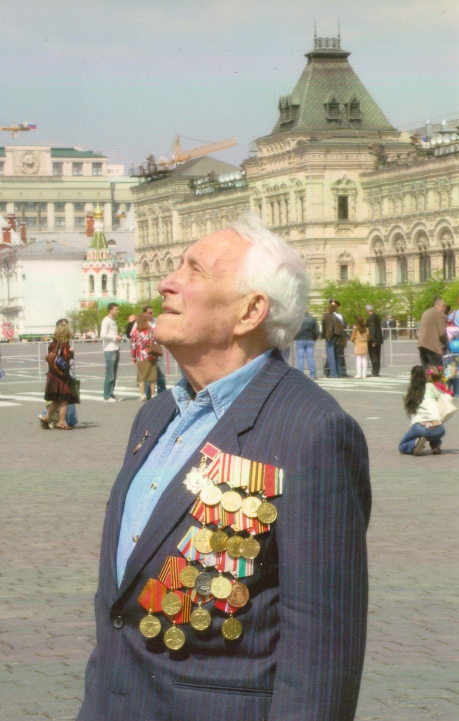 Посельский Михаил Яковлевич (1918 — 2008)